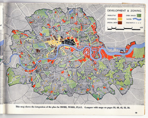 abercrombie plan for london