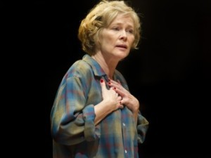Clare Holman as Myra. Photo by Richard Hubert Smith