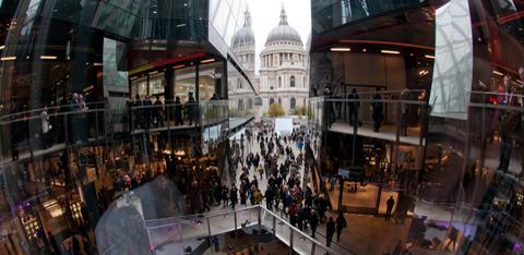 One New Change Stuff About London