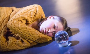 Erin Doherty in The Glass Menagerie