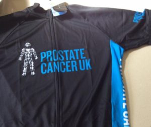 prostate cancer uk cycling jersey