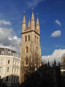 St Sepulchre, Newgate