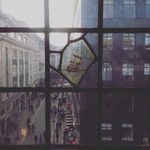 Liberty's window