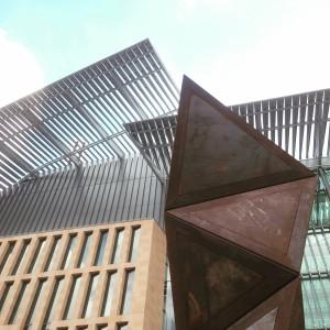 Francis Crick Centre, St Pancras